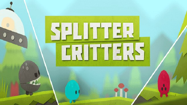 splitter critters aplicacion virtual