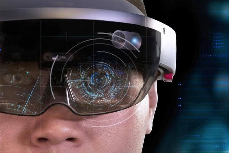gafas aumentadas microsoft hololens
