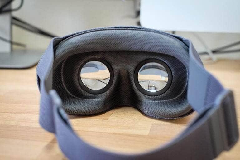gafas virtuales google daydream