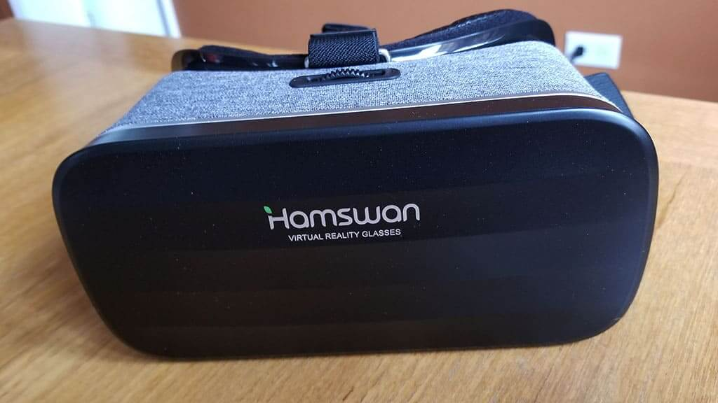 gafas virtuales hamswan 3d vr